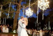 Wedding Lighting / In this board you will find some pictures of light installations for events, weddings and special occasions. Take inspiration and then contact the staff of Idealight to make it your own wedding!