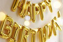 Birthday 2016 / Amanda et Ingvild