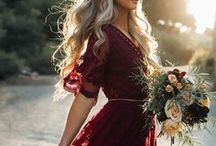 Stunning Dresses / Beautiful dresses for weddings, evening dresses, cocktail dresses and all other awesome occasions.