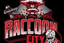 Racoon City / Umbrella Corp.  Resident Evil