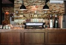 Espresso Bars with Style / Coffee is bringing people together in a 3rd space and those spaces can have a great design