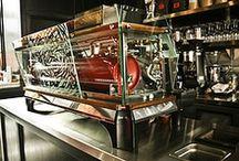 Sexy Espresso Machines / The art of espresso