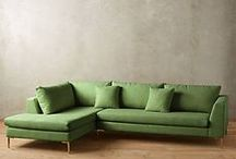 -K- Sofas and Chairs / Design board featuring classic sofas and chairs for the home, k