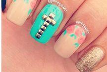 Nails  / Ideas para decorar las uñas