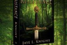 Ilyon Chronicles - Books / Inspiration for my 6 book NA Christian fantasy series. www.ilyonchronicles.com