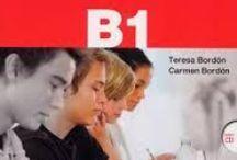 Preparando el DELE B1 / Además de los libros específicamente enfocados a la preparación del DELE B1, os sugerimos otros materiales que os pueden ayudar a alcanzar el nivel de lengua exigido en el examen  (* Disponible en nuestra biblioteca en formato impreso o electrónico). #españollenguaextranjera #DELE #ELE