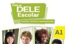 Preparando el DELE A1 / Además de los libros específicamente enfocados a la preparación del DELE A1, os sugerimos otros materiales que os pueden ayudar a alcanzar el nivel de lengua exigido en el examen (* Disponible en nuestra biblioteca, en formato impreso o electrónico). #españollenguaextranjera #DELE #ELE