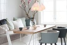 at home: dining room