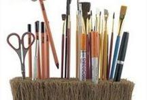 Organiza tu estudio / Ya no hay excusas para ordenar y tener todo a mano en tus procesos creativos!