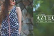 Aztec - Rule the Tribe / Launching the new sbuys Spring Aztec collection. A whole new range of products to choose from.