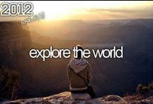°Before I die° / I want to.....
