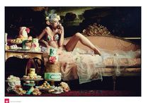 Decadent Marie-Antoinette Dessert Table / Decadent Marie-Antoinette Dessert Table we made for a cool fashion campaign that will be launched in januari 2015!  Cakes, cupcakes and pictures by Masterpiece Of Cake.