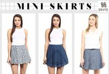Skirts / Latest Collection of Skirts