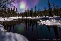 Auroras / Northern Lights Photos