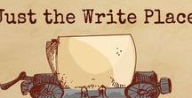 Just the Write Place / My Etsy shop for all things writing! #justthewriteplace www.justthewriteplace.etsy.com