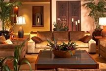 ღ˛° 。* Living Rooms *˚ .ღ / by •★Sandi Bing★•