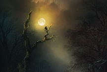 ☪ The Magical Moon ☪ / by •★ Sandi ★•