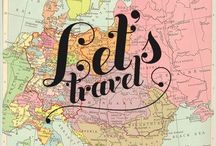 Let's travel the world⛵️ / Destinations / by Amparo Howell