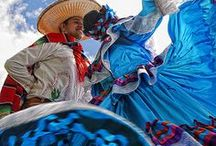 Cultura mia! / Love my culture... Beautiful, people and places. / by Lori Barrios-Love