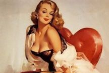 Pinup Girls / PinUp Girls in best poses