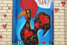 Rooster Art / by Rooster Camisa