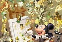 Disney / All things Disney / by Artista