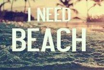 Beach Wisdom / Inspiring beach/sea/ocean related quotes. Sea for yourself!