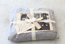 gift wrap / wonderful presents