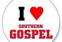 "Music we love and the people who sing it / We are called Southern Gospel ""groupies"". We attend all the concerts we are able to. We buy the music and listen to all of it. These people travel world wide singing and spreading the gospel of Jesus Christ. They are our hero's.  / by Barbara McKinney"