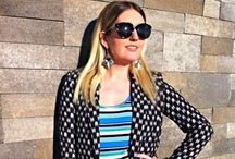 My Maternity Style / Maternity style, maternity fashion, pregnancy style, pregnancy fashion, baby bump, dressing while pregnant, everyday outfits, ootd