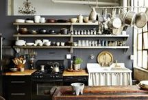 kitchens / for the chef