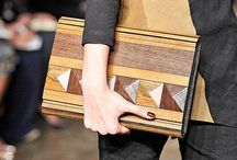 Fashion Accessories in Wood / Wooden accessories make a statement ...