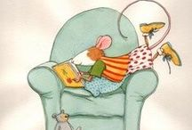 The illustrations of Anita Jeram / You don't have to be young to appreciate this talent