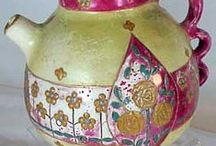 Amphora Pottery / and in particular from a most famous company in Turn/Teplitz in Bohemia