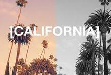 California Dreamin' / Cali Dreams / by Chloe Grier Espinosa Dallas