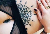 Tattoos / If body is a temple, why not decorate the walls?