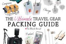 The Art of travel / Gadgets & Destinations