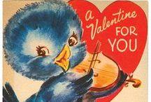 ♥➷♥ Vintage Valentines Cards ♥➷♥ / by •★ Sandi ★•