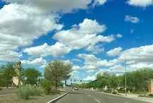 Weather in Arizona / pics of sky clouds weather in Arizona.  taken with iPhone 6