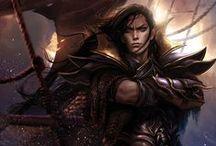 Warhammer - Dark Elves / Druchii, Nargaroth