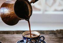 Coffee for breakfast, brunch, lunch, dinner ☕️