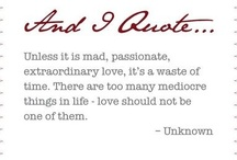 Inspirational & Motivational // Quotes