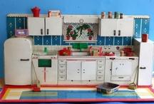 Toys & Items 1950-1960 / by Cheryl Martin