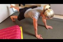 Total Body Fitness / Working your body from head to toe.