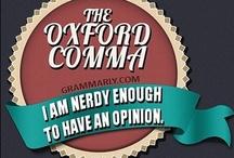 Grammar Humor / #Grammar jokes only an English #teacher and a writer could love.