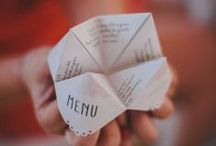 Menus / by We Planners