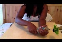 Crafts / Easy crafts that anyone can do. Most crafts are kid friendly and take less than 1 hour to complete