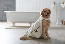 Tall Tails Towels / Master the drying process. Tall Tails towels are built tough to prevent messy situations featuring high-performance microfiber and an intuitive design.