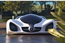 Concept & Custom Cars