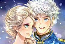 Frozen / Jelsa Fanfic/ Elsa etc